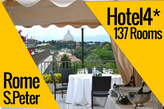 Thumbnail Hotel/guest house for sale in San Peter, Rome City, Rome, Lazio, Italy