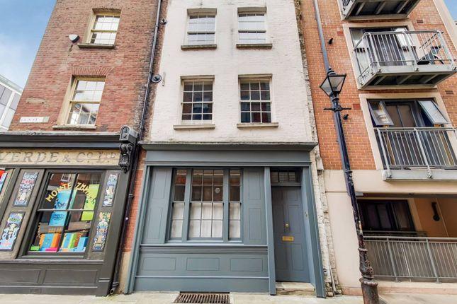 Thumbnail Property to rent in Gun Street, Spitalfields, London