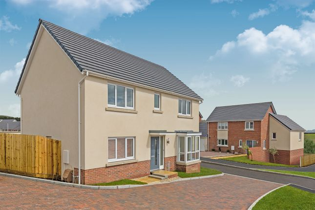 """Thumbnail Detached house for sale in """"The Ribsden 2"""" at Vicarage Hill, Kingsteignton, Newton Abbot"""