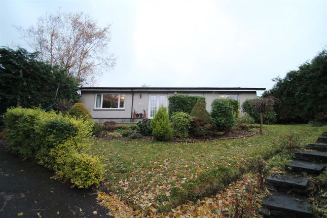 Thumbnail Detached bungalow for sale in Howieson Green, Uphall, West Lothian