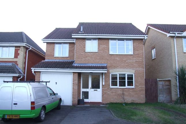 Thumbnail Detached house for sale in Musketeer Way, Thorpe St. Andrew, Norwich