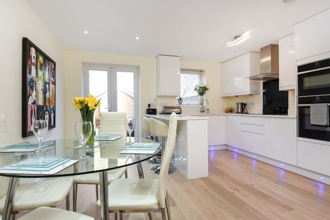 Thumbnail End terrace house for sale in Severnake Close, London