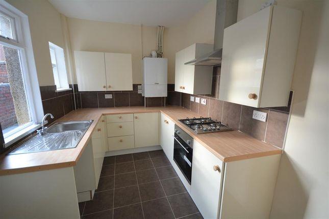 Kitchen of Firwood Terrace, Ferryhill DL17