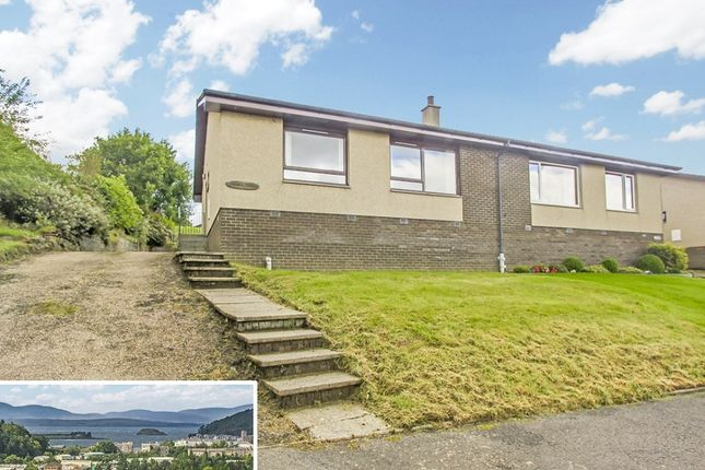 Thumbnail 3 bed semi-detached bungalow for sale in Morvern Hill, Oban