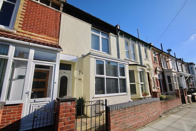 Terraced house for sale in Belgravia Road, Portsmouth