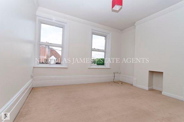 Thumbnail Flat to rent in High Street, Southgate, London