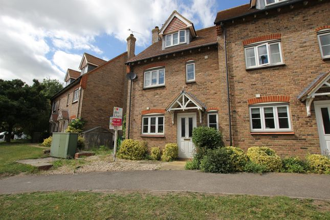 3 bed end terrace house for sale in Charlton Court, Reading Road, Wantage OX12