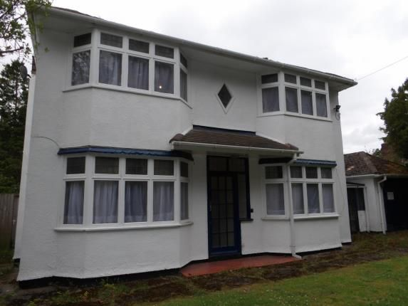 Thumbnail Detached house for sale in Kingsway, Heswall, Wirral, Merseyside