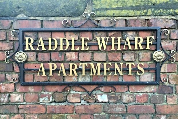 Thumbnail Property to rent in Raddle Wharf, Dock Street, Ellesmere Port