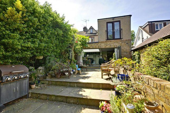 Garden of Kent Gardens, Ealing, London W13