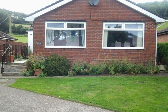 Thumbnail Bungalow to rent in Cymau, Wrexham