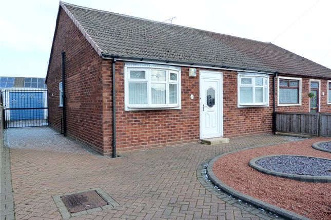 Thumbnail Semi Detached Bungalow For Sale In Sandown Road Crewe Cheshire