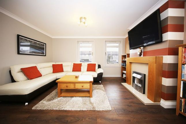 Thumbnail End terrace house for sale in Fintry Road, Dundee