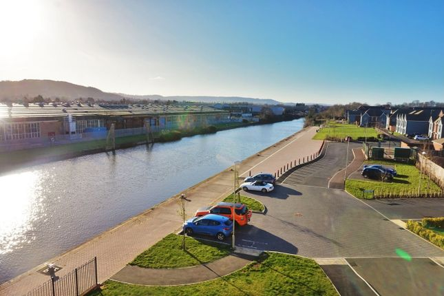 Thumbnail Detached house for sale in Quayside Way, Gloucester