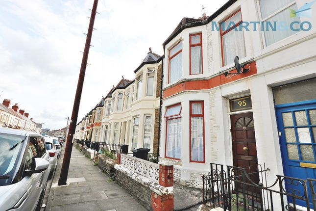 Arabella Street, Roath, Cardiff CF24