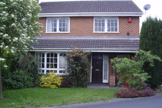 Thumbnail Detached house to rent in Charbury Court, Bramcote