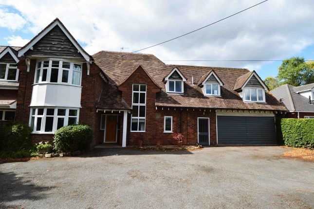 Thumbnail Semi-detached house to rent in Whitford Road, Bromsgrove