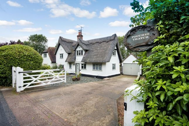 Thumbnail Detached house for sale in Blackmore End, Braintree
