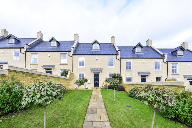 Thumbnail Terraced house for sale in Southbourne Gardens, Bath, Somerset