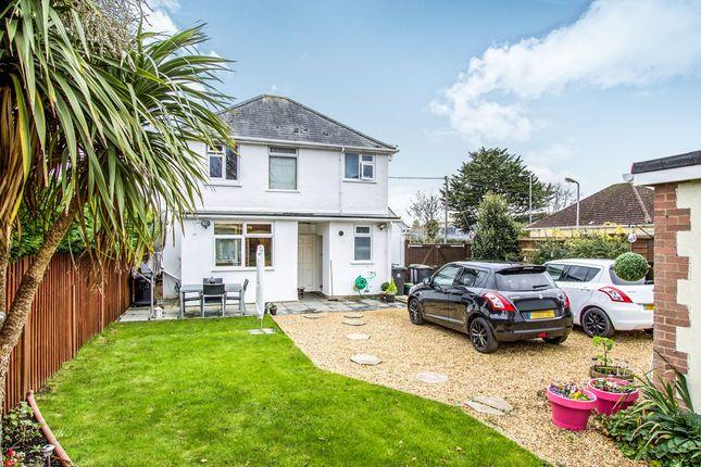 Thumbnail Detached house for sale in Wimborne Road West, Wimborne