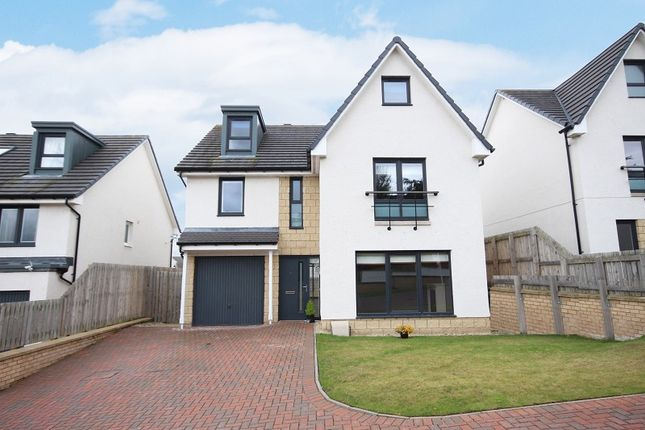 Thumbnail Detached house for sale in 4 Stornoway Drive, Inverness