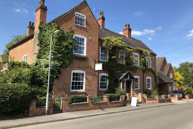 Thumbnail Hotel/guest house for sale in Church Road, Kirkby Mallory, Leicester