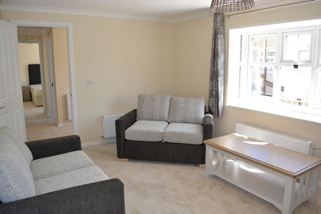 Thumbnail Mobile/park home for sale in Eastern Green Park Two, Eastern Green, Penzance