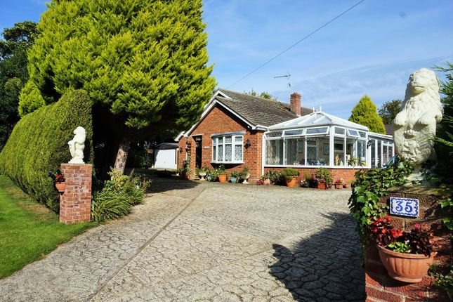 Thumbnail Detached bungalow for sale in Fen Road, Spilsby