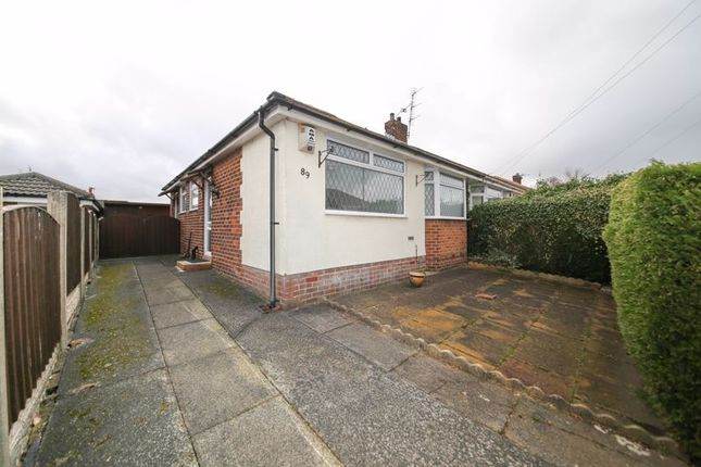 2 bed semi-detached bungalow for sale in Coach House Drive, Shevington, Wigan WN6