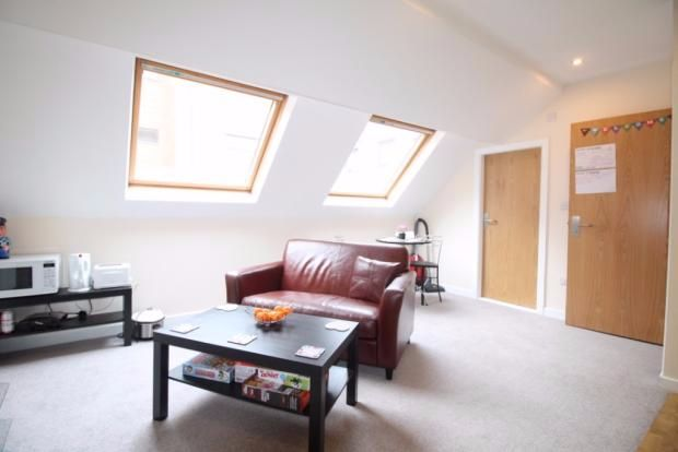 Living Area of Denby Street, Sheffield S1