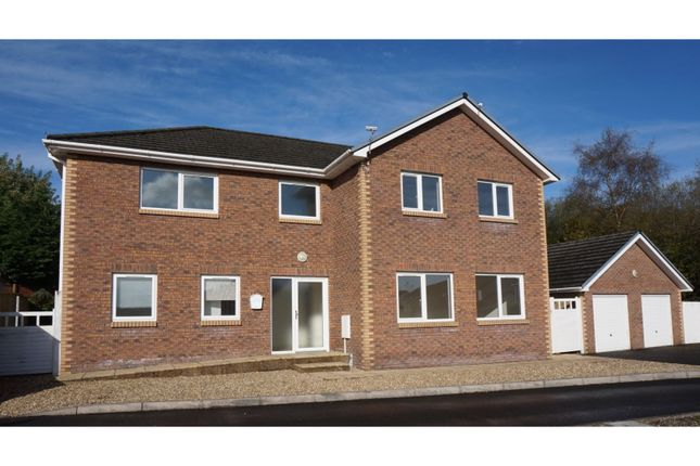 Thumbnail Detached house for sale in Newtown Close, Ammanford