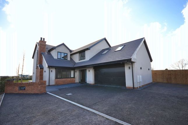 Thumbnail Detached house for sale in Two Lunds Lane, Much Hoole