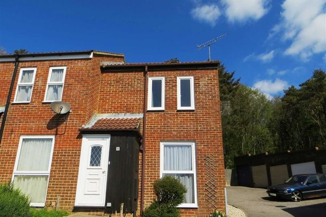 2 bed end terrace house for sale in Coneyburrow Gardens, St Leonards-On-Sea, East Sussex