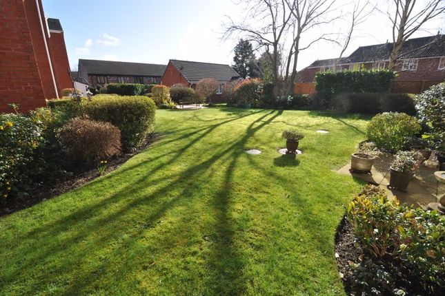 Patio View of Lovell Court, Parkway, Holmes Chapel CW4