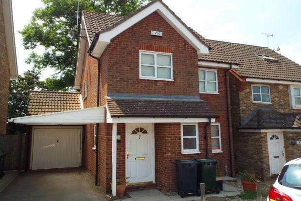 Thumbnail Property to rent in Elmhurst Close, Ashford