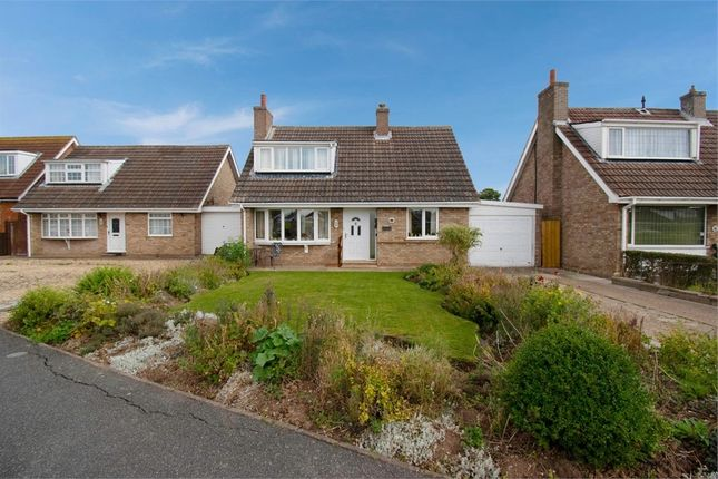 4 bed detached bungalow for sale in Tylers Close, Chapel St Leonards, Skegness, Lincolnshire PE24