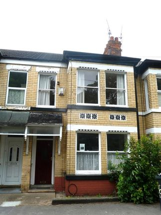 Thumbnail Terraced house to rent in Duesbery Street, Hull