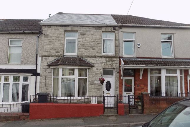 Thumbnail Terraced house for sale in Victoria St, Abertillery