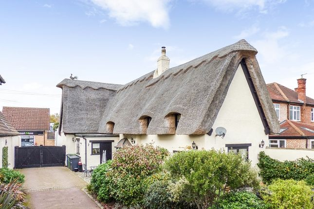 Thumbnail Cottage for sale in Main Street, Yaxley, Cambridgeshire.