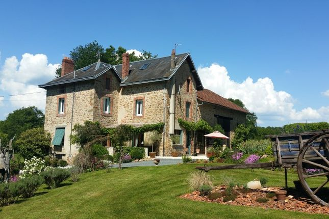 Thumbnail Detached house for sale in Champsac, Haute-Vienne, Limousin, France
