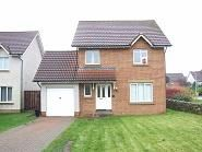 Thumbnail Detached house to rent in Concraig Park, Kingswells, Aberdeen