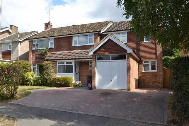 Thumbnail Detached house for sale in Glendale Avenue, Newbury, Berkshire