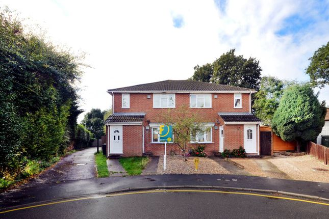 Thumbnail Maisonette to rent in Beckingham Road, Westborough