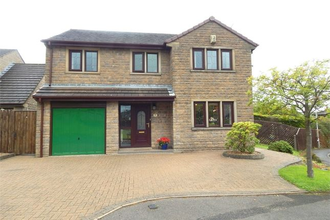Thumbnail Detached house for sale in Donshort Mews, Barrowford, Nelson, Lancashire