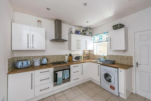 Kitchen of Parton Street, Kensington, Liverpool, Merseyside L6