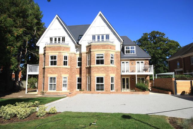 Thumbnail Flat for sale in Tower Road, Branksome Park, Poole