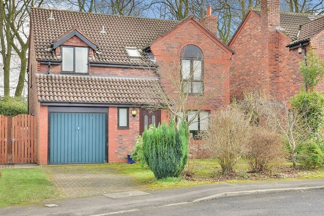 Thumbnail Detached house for sale in Winchester Park, Didsbury, Greater Manchester