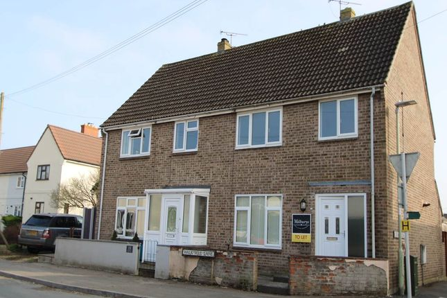 3 bed semi-detached house to rent in Walk Mill Lane, Kingswood, Wotton Under Edge GL12