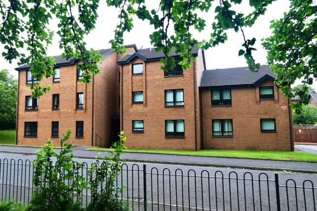 Thumbnail Flat for sale in Nutberry Court, Glasgow
