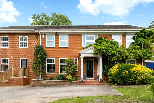 Thumbnail Detached house for sale in Blackpond Lane, Farnham Royal, Buckinghamshire